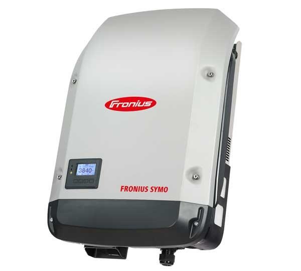 Fronius Symo 5.0-3-M - dreiphasige Einspeisung, 2-MPP-Tracker, trafolos, AC Nennleistung 5000 Watt
