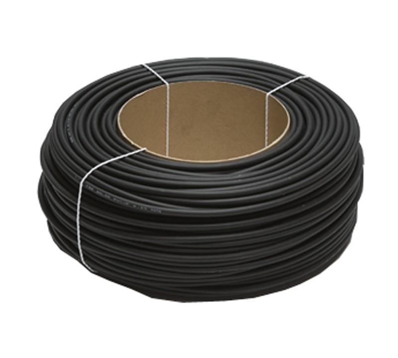 KBE 6,0 DB PV1-F Black 100M erdverlegbares Solarkabel DB PV1-F 6 mm² schwarz