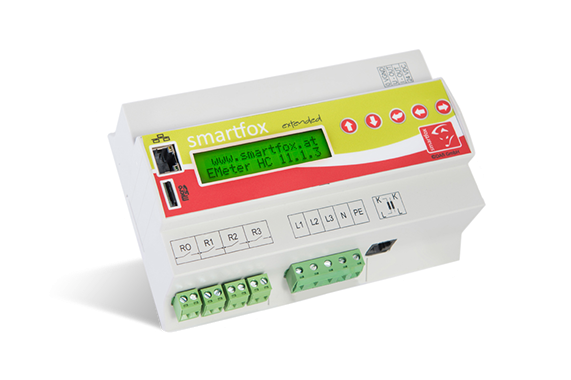 smartfox REG Energieverbrauchsregler