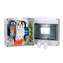 Kess Generatoranschluss-kasten für PV-Anlagen mit ÜSS für 1 MPP-Tracker 4 Strings Typ 2 1000v