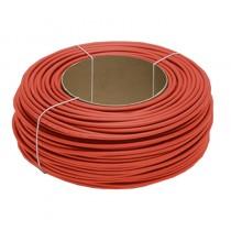 KBE 6,0 DB PV1-F RED 100M erdverlegbares Solarkabel DB PV1-F 6 mm² rot